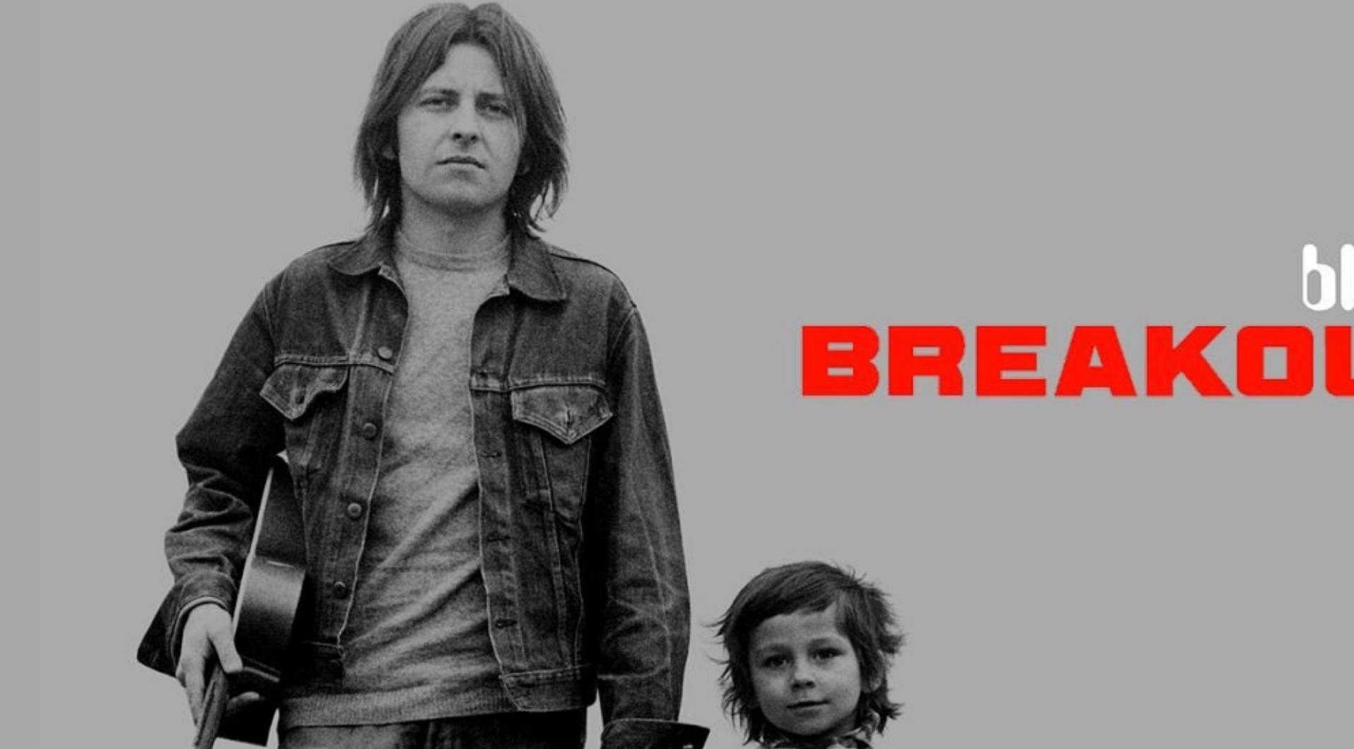 Okładka płyty Breakout Blues
